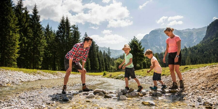 Hotel für Ihren Wander-Urlaub in den Salzburger Bergen