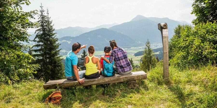 Hotel für Ihren Wander-Urlaub in den Salzburger Alpen