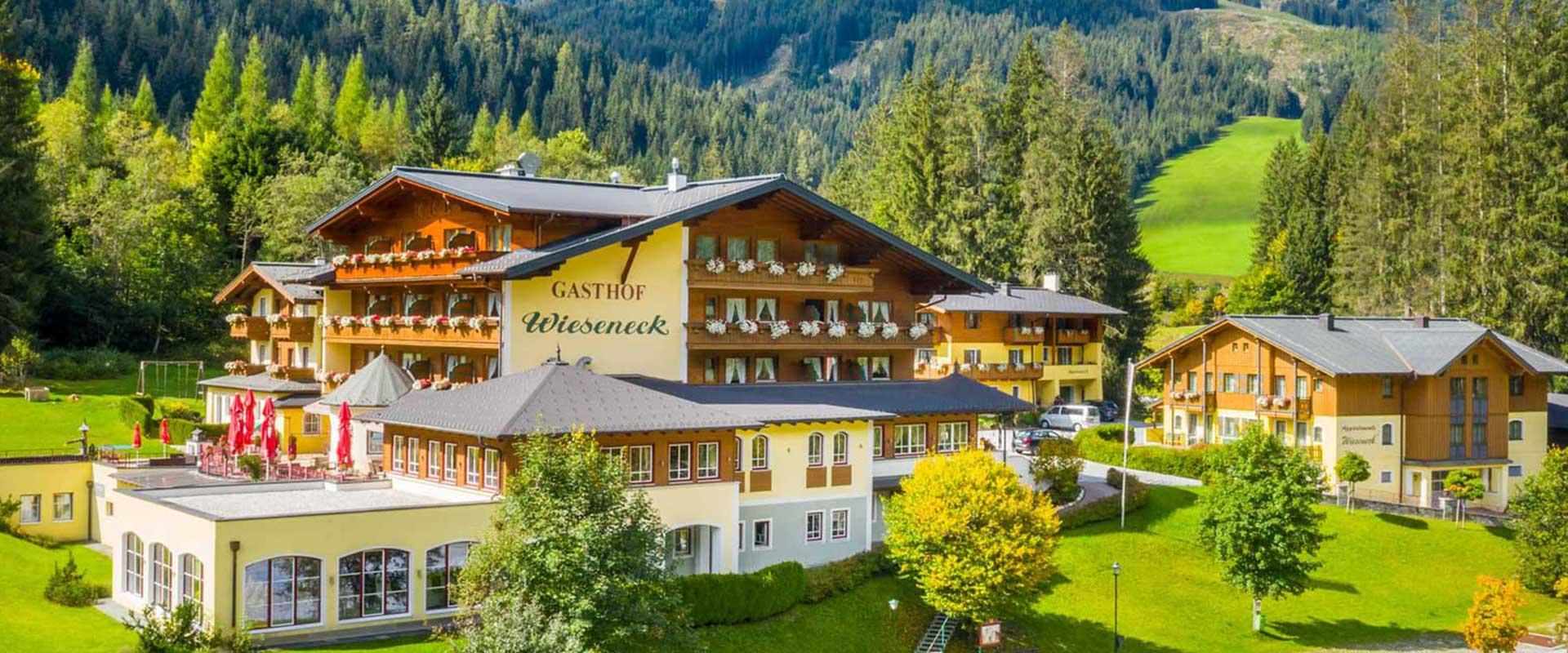 Hotel Appartement Wieseneck in Flachau